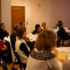 Klubu vadovu seminaras